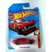 Miniatura Custom Ford Maverick 1/64 Hot Wheels
