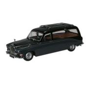 Miniatura Daimler Hearse Black/Grey 1/43 Oxford