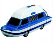 Miniatura Damper Van Channel Serie de TV Top Gear 1/43 Oxford