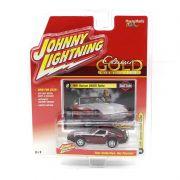 Miniatura Datsun 208ZX Turbo 1981 Gold Collection A 1/64 Johnny Lightning
