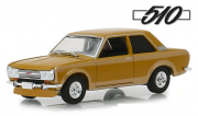 Miniatura Datsun 510 1968 1/64 Greenlight