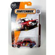 Miniatura Datsun 510 Rally '70 1/64 Matchbox