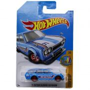 Miniatura Datsun Bluebird 510 Wagon 1971 1/64 Hot Wheels