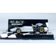 Miniatura De Tomaso Ford Frank Willian Racing Team Factory Roll Out 1/43 Minichamps