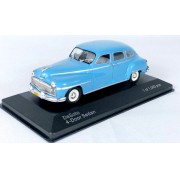 Miniatura Desoto 4 Door Sedan 1/43 Whitebox