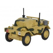 Miniatura Dingo Scout Car 50th RTR 23rd Armoured 1/76 Oxford