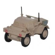 Miniatura Dingo Scout Car Military 1/76 Oxford