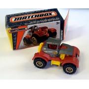 Miniatura Dirstroyer Caixinha 1/64 Matchbox
