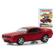 Miniatura Dodge Challenger 2012 Clutch Clint  1/64 Greenlight
