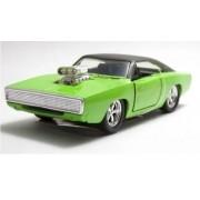 Miniatura Dodge Charger 1970 1/32 Jada Toys Sem Caixa