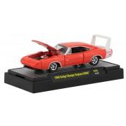 Miniatura Dodge Charger Daytona HEMI 1969 1/64 M2