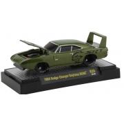 Miniatura Dodge Charger HEMI 1969 1/64 M2