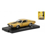 Miniatura Dodge Charger R / T 440  1971 1/64 M2
