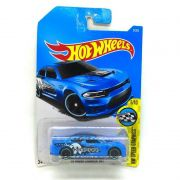 Miniatura Dodge Charger SRT 2015 1/64 Hot Wheels