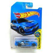 Miniatura Dodge Charger SRT 2015 1/64 Hot Wheels