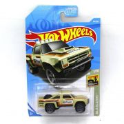 Miniatura Dodge D100 1987 1/64 Hot Wheels Baja Blazers