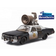 Miniatura Dodge Monaco Bluesmobile The Blues Brothers 1/43 Greenlight
