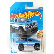 Miniatura Dodge Power Wagon 1970 1/64 Hot Wheels