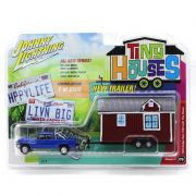 Miniatura Dodge Ram 1500 1996 Tiny Houses 2 1/64 Johnny Lightning