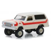 Miniatura Dodge Ramcharger 1978 All Terrain 1/64 Greenlight