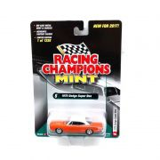 Miniatura Dodge Super Bee 1970 B 1/64 Racing Champions