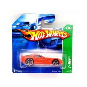 Miniatura Dodge Viper T Hunt 2008 1/64 Hot Wheels