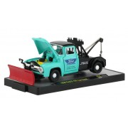 Miniatura ​Guincho Ford F-100 Tow Truck 1956 1/64 M2
