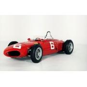 Miniatura Ferrari 156 Sharkhouse Richie Ginther 1/18 CMR