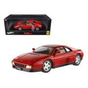 Miniatura Ferrari 348 TB 1/18 Hot Wheels