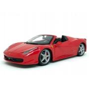 Miniatura Ferrari 458 Italia Spider 1/24 Bburago