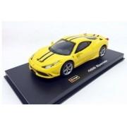 Miniatura Ferrari 458 Speciale Signature Series 1/43 Bburago