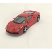 Miniatura Ferrari 488 GTB Race & Play 1/43 Bburago