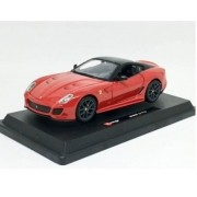 Miniatura Ferrari 599 GTO Race & Play 1/24 Bburago