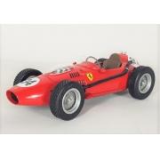 Miniatura Ferrari Dino 246 F1 GP Marocco 1958 Musso 1/18 CMR