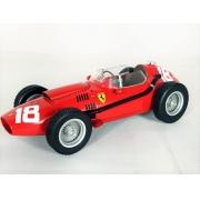 Miniatura Ferrari Dino 246 F1 Monza GP 1/18 CMR