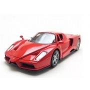 Miniatura Ferrari Enzo Kit Em Metal 1/24 Maisto