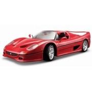 Miniatura Ferrari F50 Race Play 1/18 Bburago