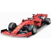 Miniatura Ferrari F-1 SF90 Vettel 1/18 1/18 Bburago