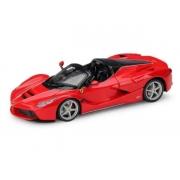 Miniatura Ferrari La Ferrari Aperta Race & Play 1/43 Bburago