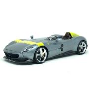 Miniatura Ferrari Monza SP-1 Race Play 1/18 Bburago