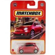 Miniatura Fiat 500 Turbo 2019 1/64 Matchbox