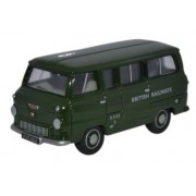 Miniatura Ford 400E Minibus British Railways 1/76 Oxford