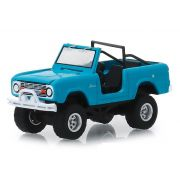 Miniatura Ford Bronco 1967 All Terrain 1/64 Greenlight