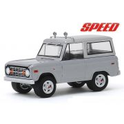 Miniatura Ford Bronco 1970 Speed 1/64 Greenlight