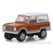 Miniatura Ford Bronco 1977 Mecum Auctions 1/64 Greenlight