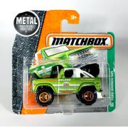 Miniatura Ford Bronco 4x4 1/64 Matchbox
