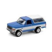 Miniatura Ford Bronco XLT 1992 1/64 Greenlight