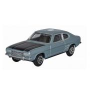 Miniatura Ford Capri MK1 Blue 1/76 Oxford