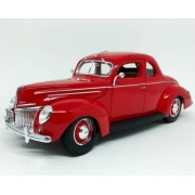 Miniatura Ford Deluxe 1939  1/18 Maisto Special Edition