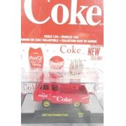 Miniatura Ford Ecoline Truck 1965 Coca Cola 1/64 M2